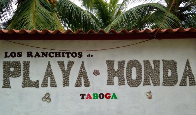 Playa Honda Taboga Island