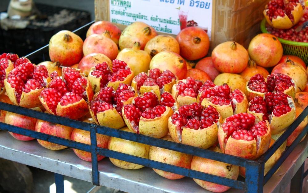 Pomegranates - Bangkok, Thailand