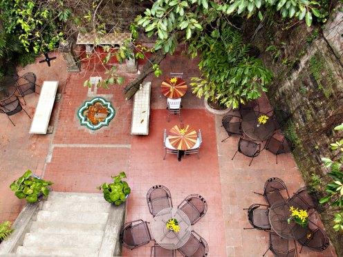 Secret Garden via asclementinas.com