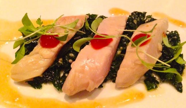 Sepia Soy & Sesame Cured Mackerel