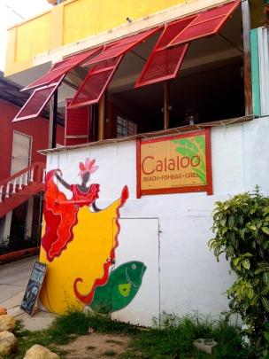 Taboga Island Calaloo Beach, FishBar & Grill