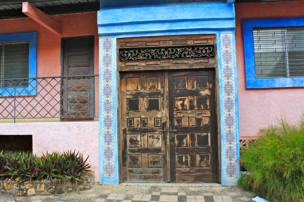 Taboga Island Door