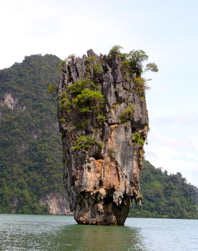 Khao Phing Kan aka James Bond Island, Thailand