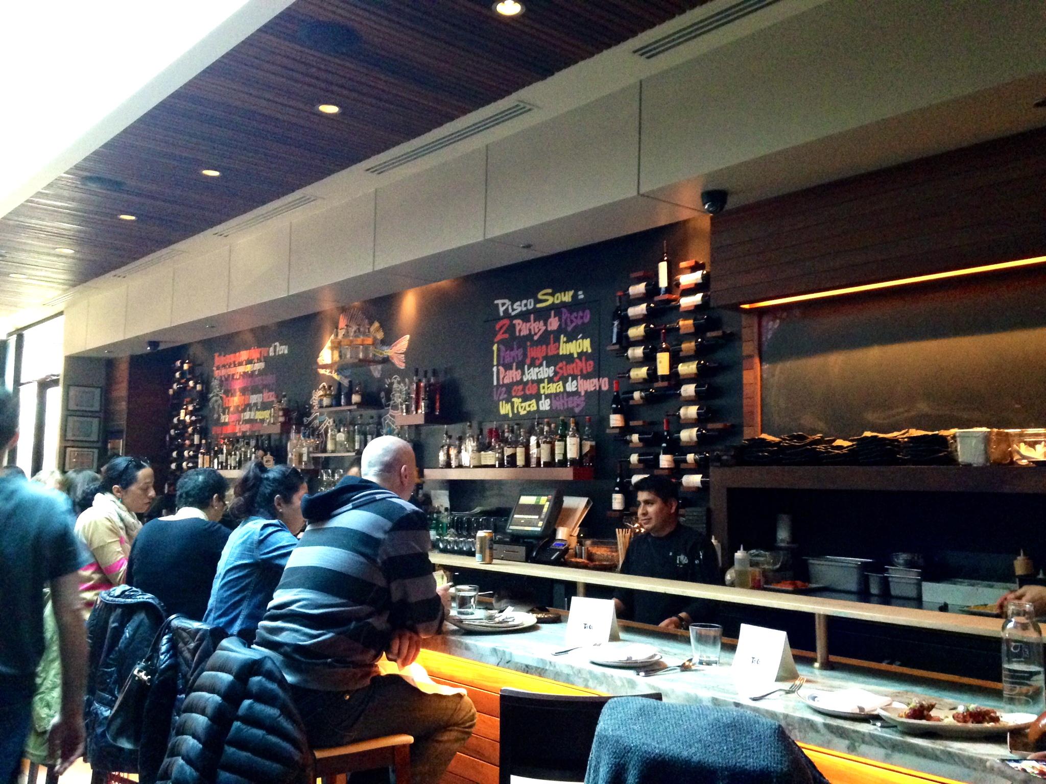 Tanta Restaurant Chicago Menu