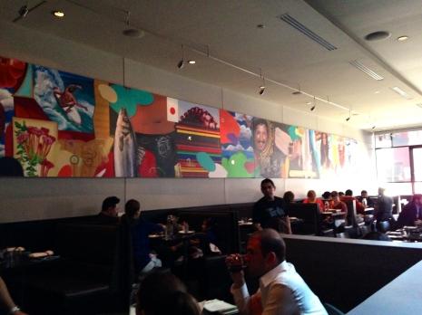 Tanta Chicago Dining Room