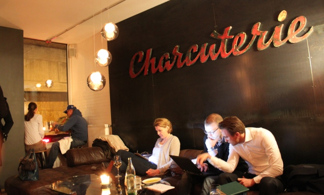 Theresa Restaurant Charcuterie