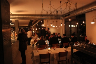 Theresa Restaurant Dining Room