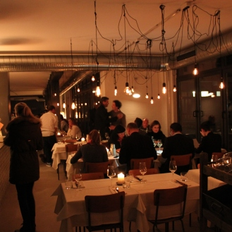 Theresa Restaurant Dining Room