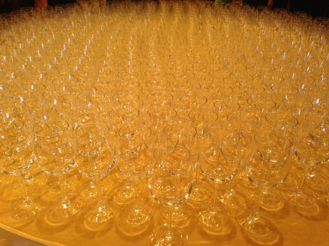 Vintage Portfolio Tasting Wine Glasses