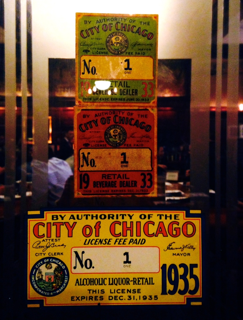 Bergoff Chicago Liquor License