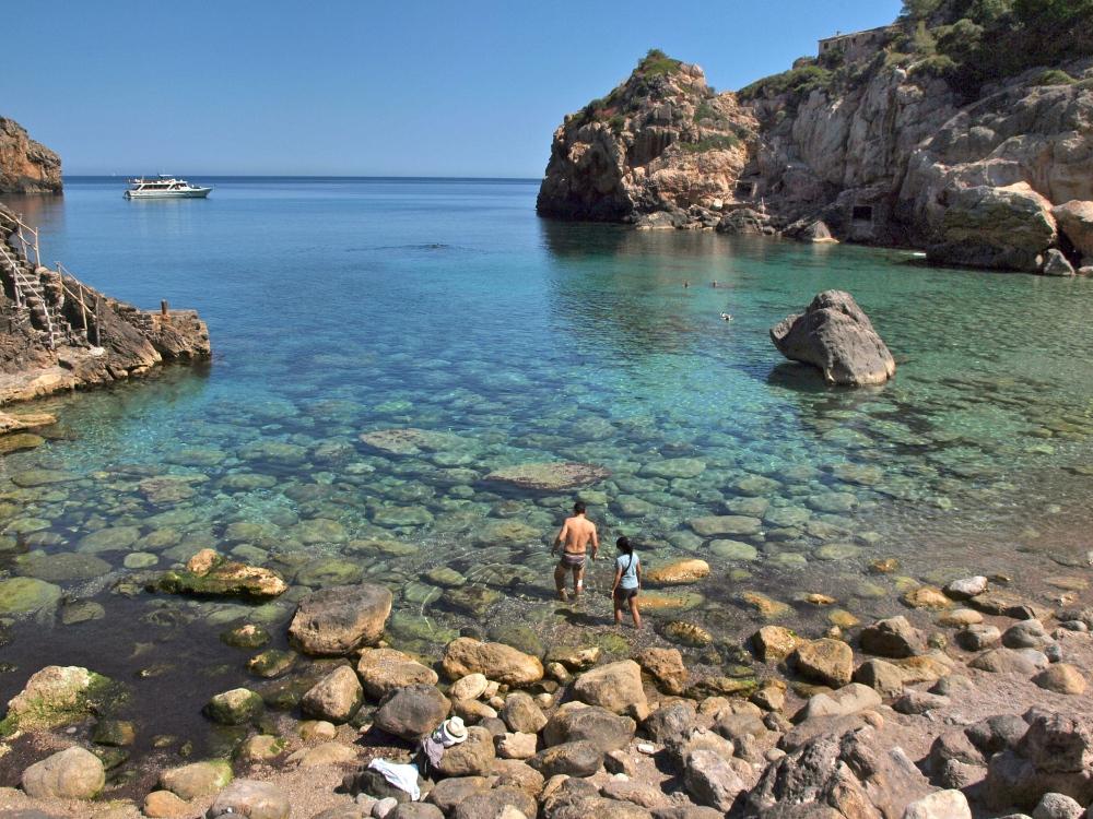 Cala Deià - Mallorca, Spain