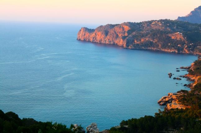 Sunset – Deià, Mallorca