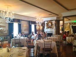 The Olde Pink House Big Dining Room