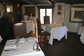 The Olde Pink House Small Dining Room