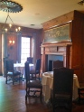 The Olde Pink House Wood Room