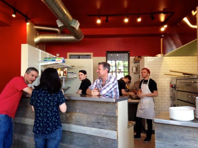 Craft Pizza Chicago Owner Scott Toth