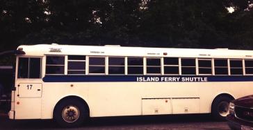 Island Ferry Woods Hole to Martha's Vineyard