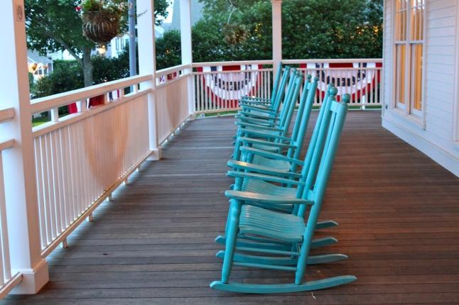 Porch Harbor View Inn Edgartown