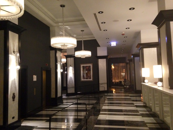 The Silversmith Hotel Lobby