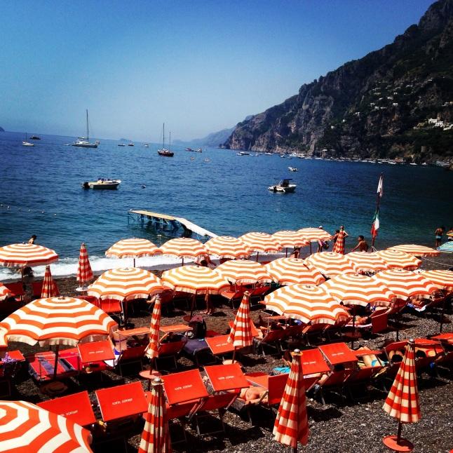 Arienzo Beach Club Positano, Italy