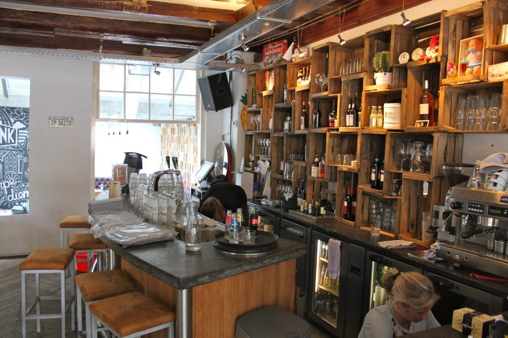 Henk Amsterdam Bar