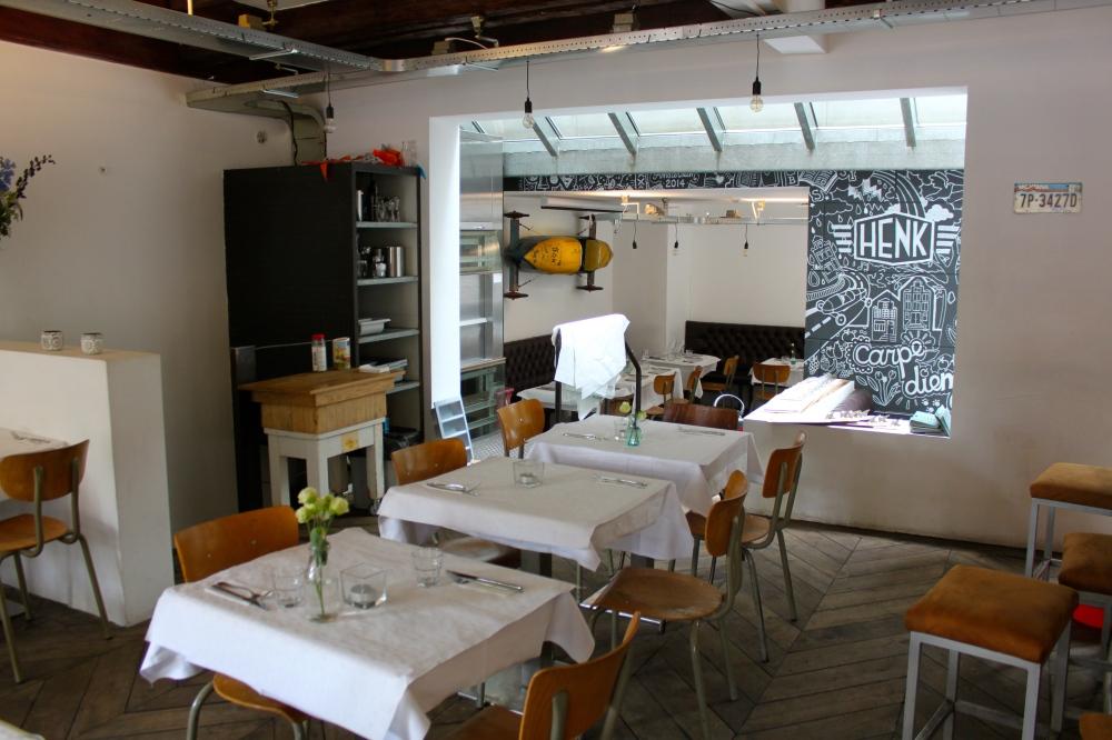 Henk Amsterdam Dining Room