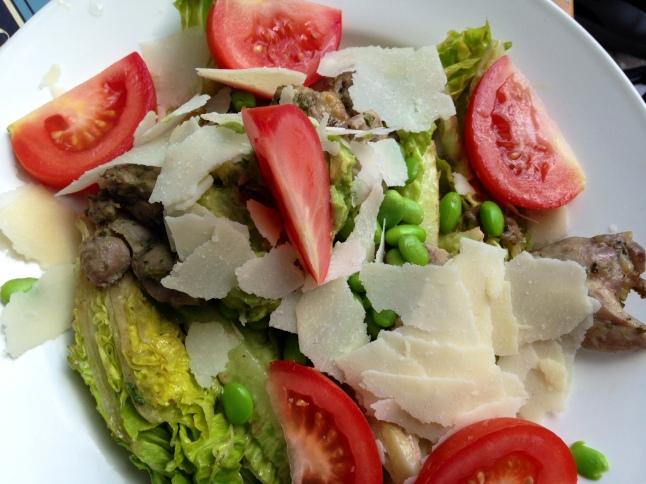 Henk Chicken Salad Amsterdam