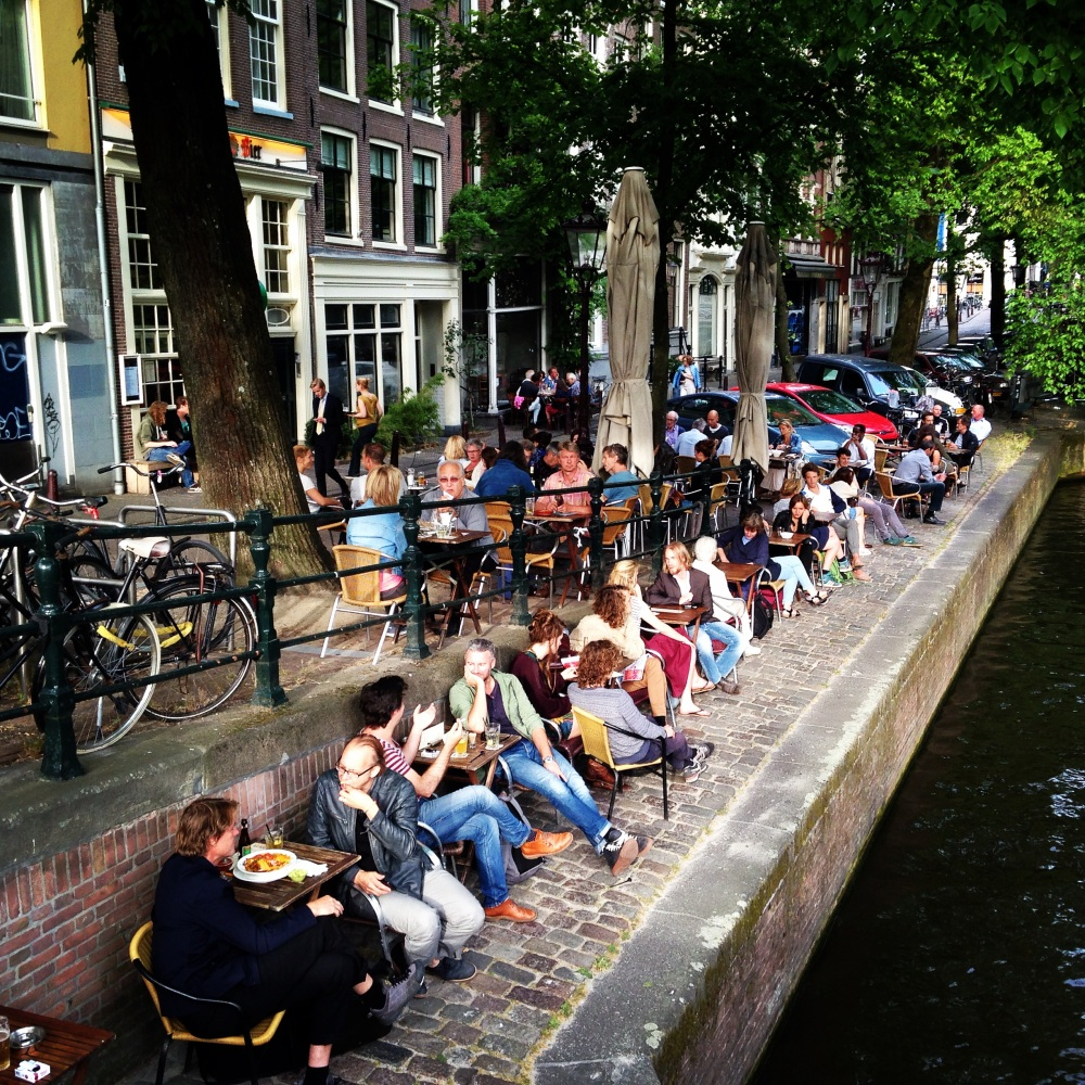 Keizersgracht Canal Amsterdam