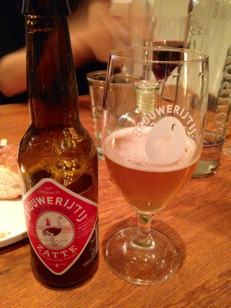 Seasons Amsterdam Brouwerij 't IJ Beer