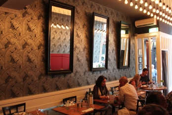Seasons Amsterdam Dining Room