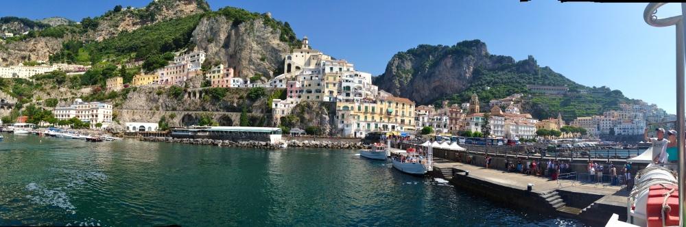 Amalfi Pano