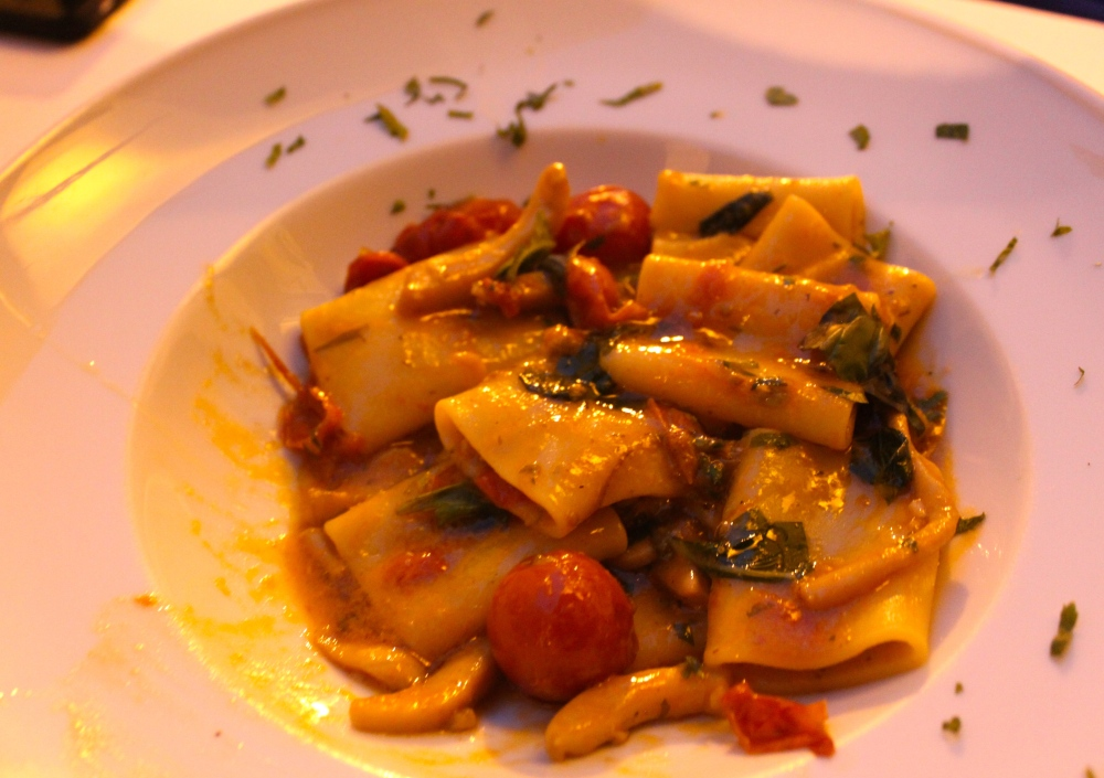 Angelo Masuccio Salerno Pasta Vegetables