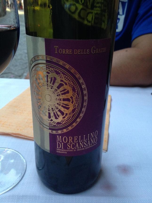 Angelo Masuccio Salerno Wine