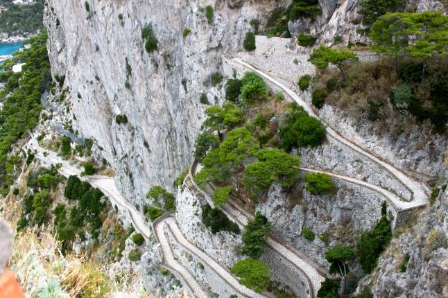 Via Krupp Capri