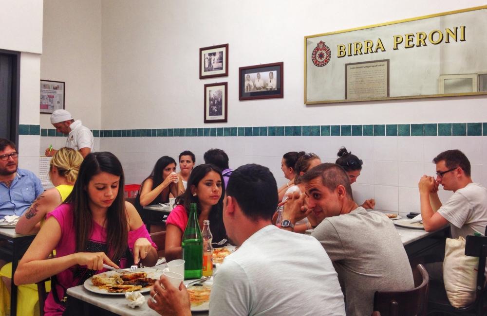 L'Antica Pizzeria Da Michele Napoli Diners