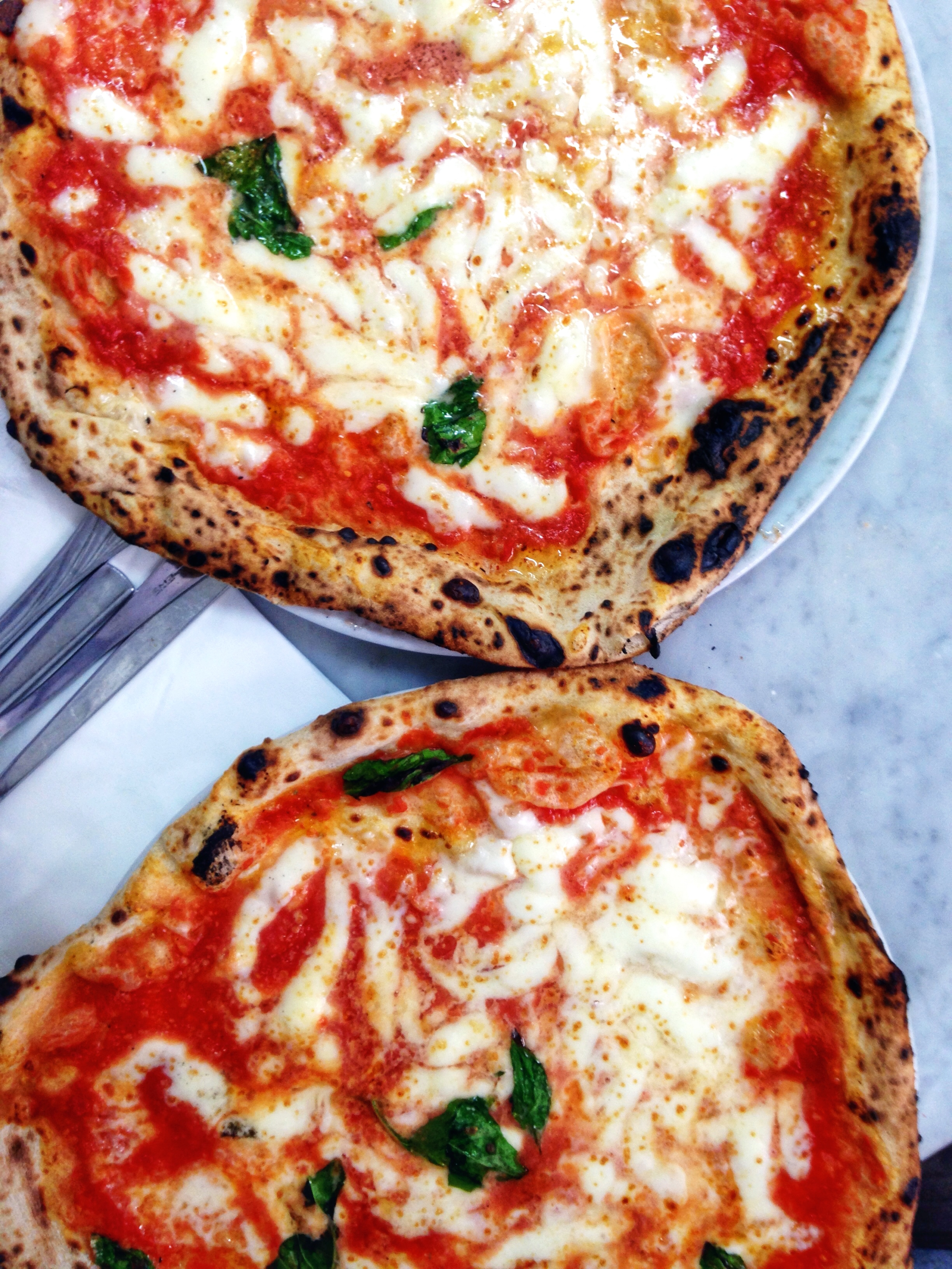 Best Damn Pizza In Napoli Italy Pizzeria Da Michele