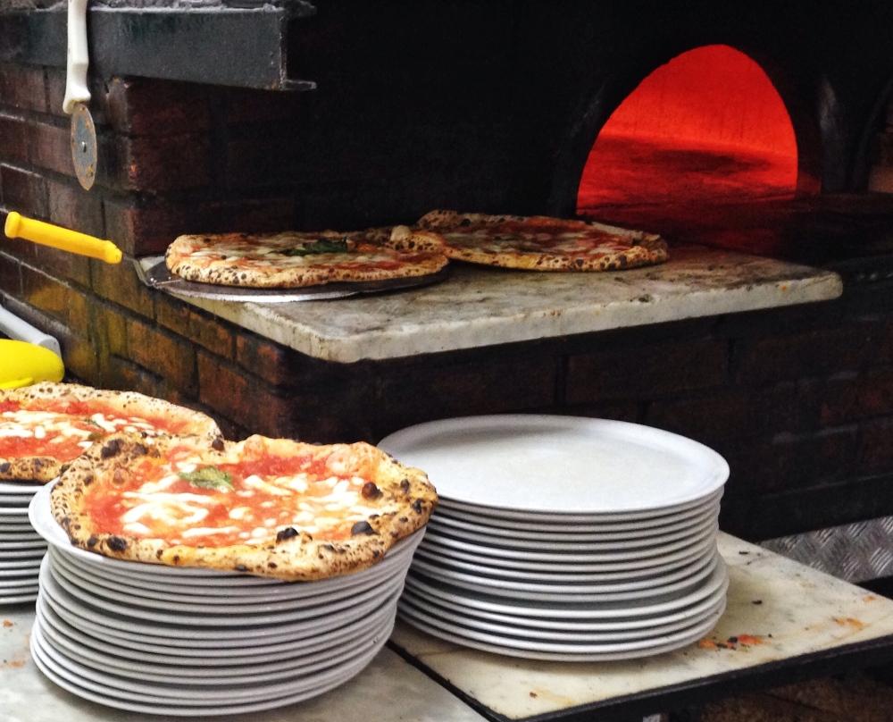 L'Antica Pizzeria Da Michele Napoli Pizzas By Oven