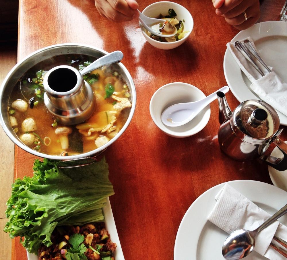 Opart Thai House Lunch
