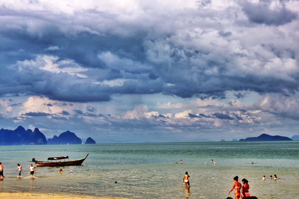Phang Nga Bay Beach