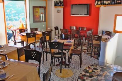 Pullali Wine Bar Dining Room