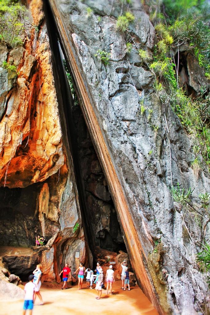 Rock Formation Khao Ping Gan