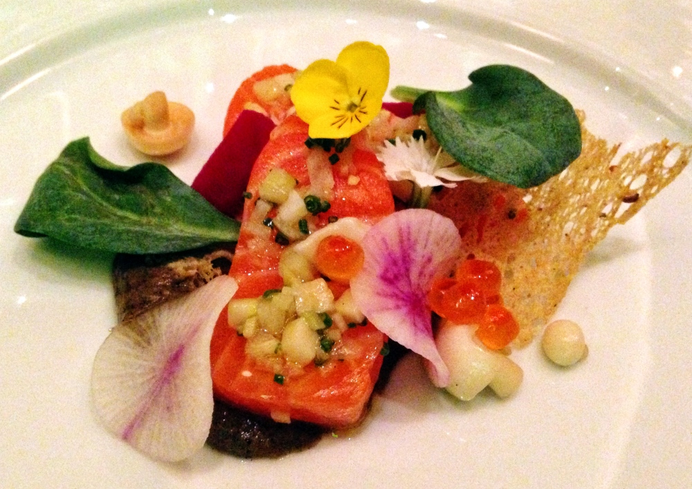 Taste America Chicago Cured Trout