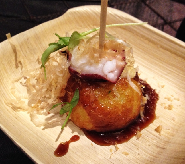 Taste America Chicago Takoyaki Japanese Octopus