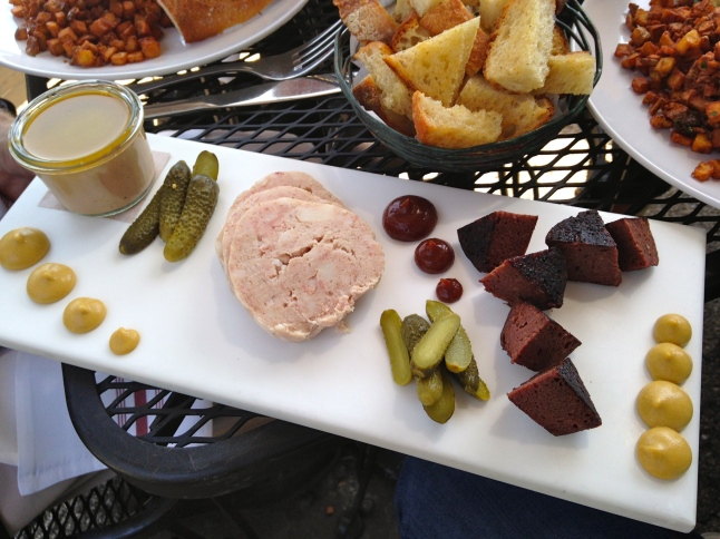 Bread and Wine Charcuterie
