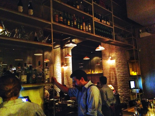 Salero Chicago Bar