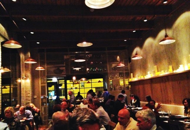 Salero Chicago Dining Room