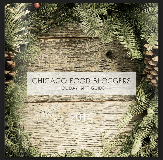 Chicago Food Bloggers Holiday Gift Guide