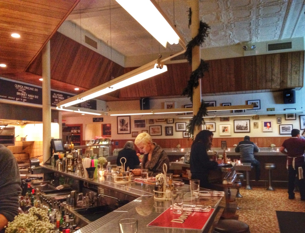 Dove's Luncheonette Diner