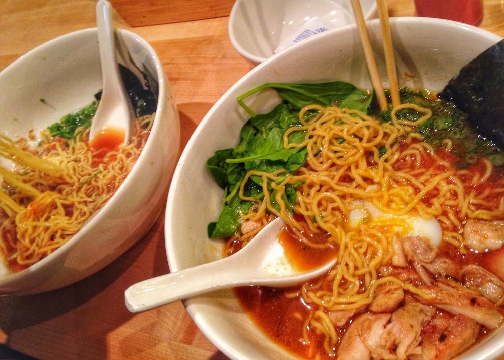 Momofuku Ramen & Spicy Miso Ramen