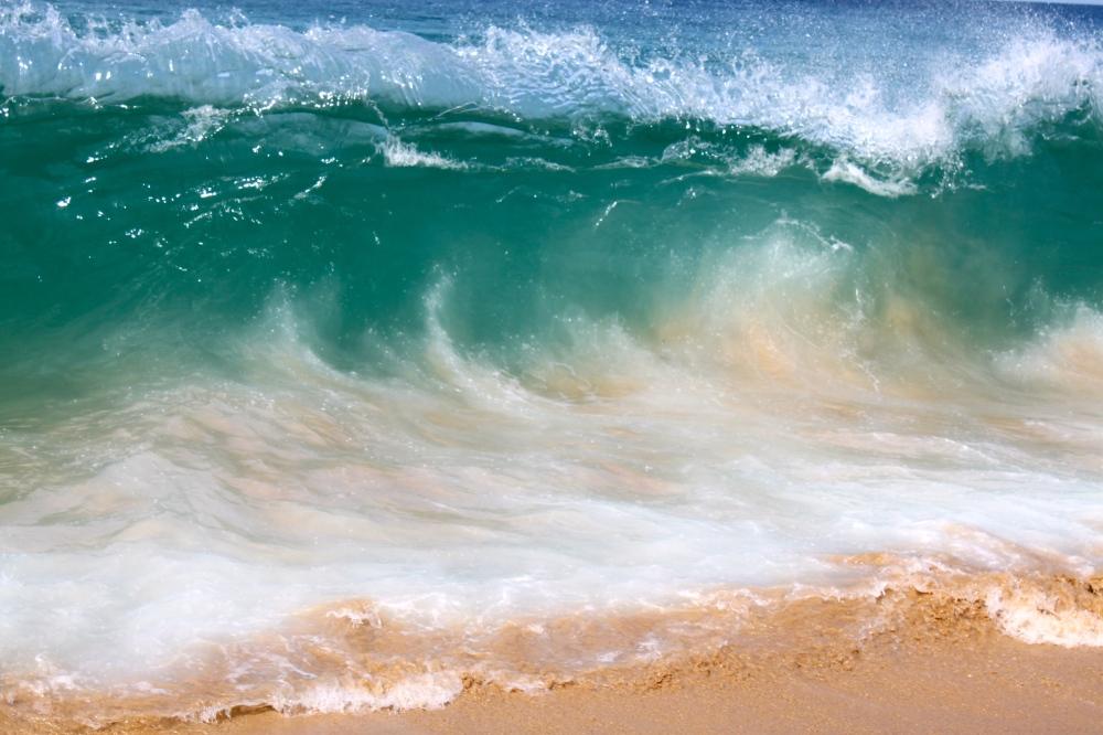 Surin Beach Phuket Wave
